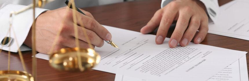 Let our attorneys at Riley & Jackson assist you in creating a will today.